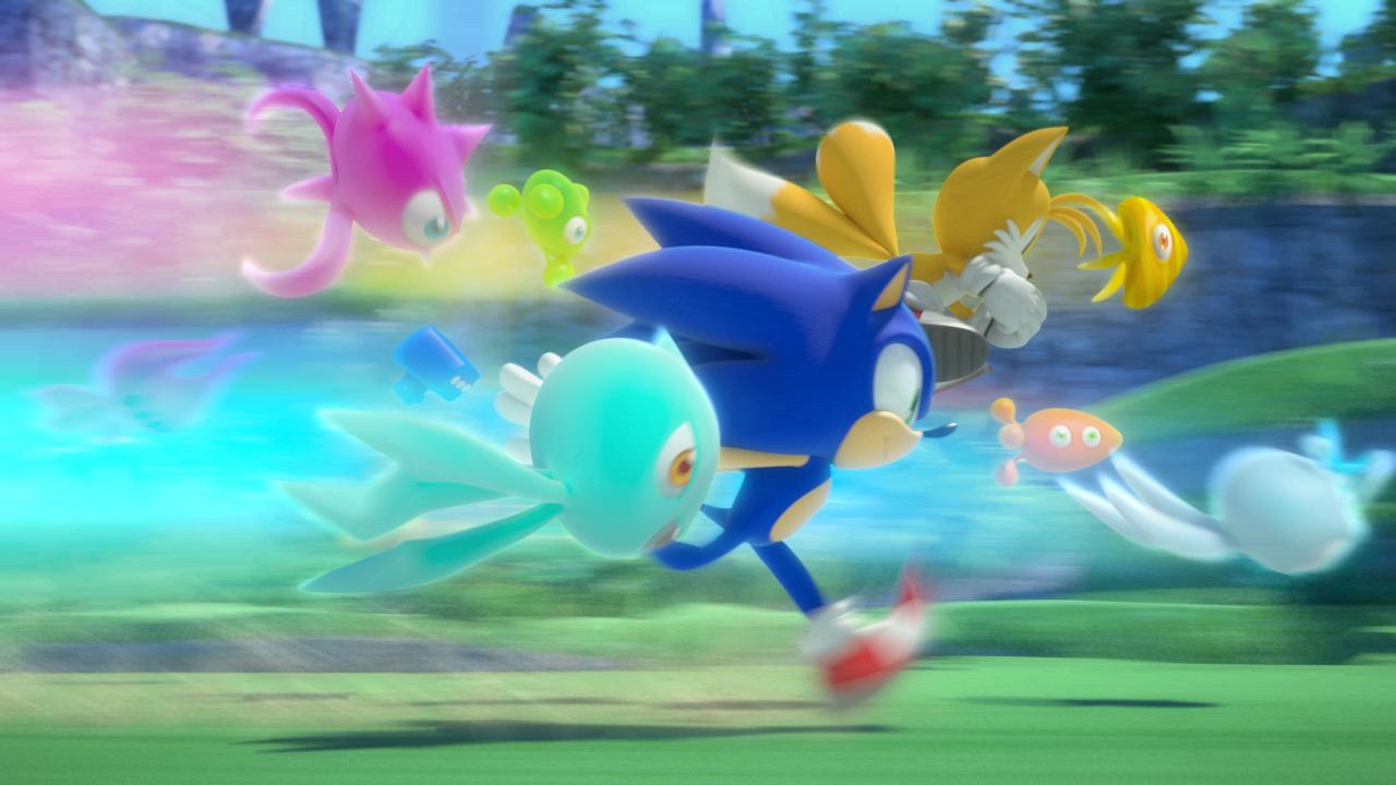 Sega : Une démo de Sonic Generations pour les 20 ans de la mascotte