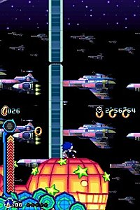 Sonic Colors DS