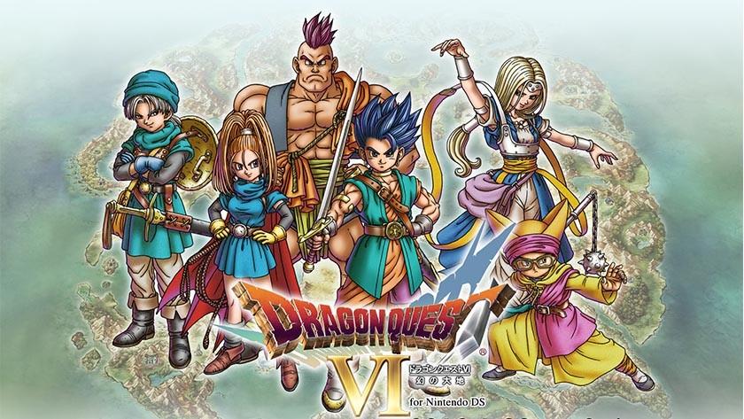 Trailer et date de sortie US pour Dragon Quest : Realms of Reverie