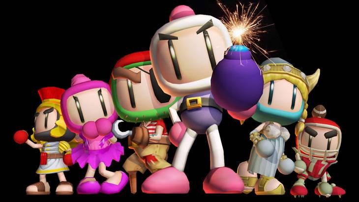 3DS – Bomberman 3DS en images
