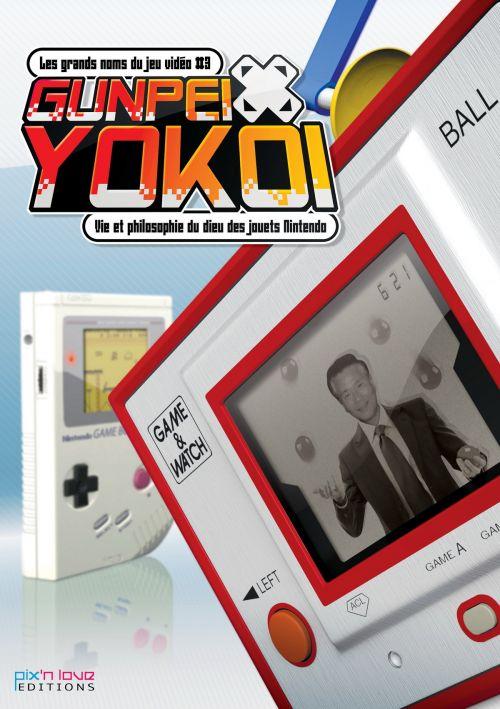Pix'n Love – Les grands noms du jeux-vidéo #3 : Gunpei Yokoi