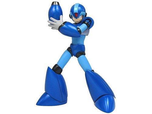 Figurine Megaman en précommande