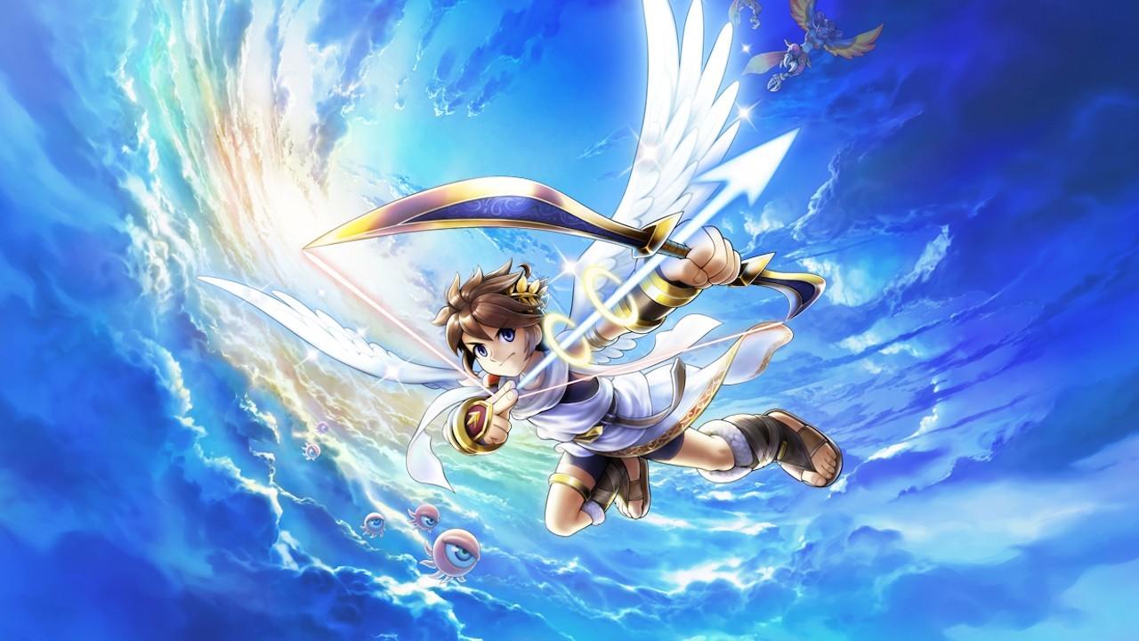 3DS – Kid Icarus Uprising : Vidéo de Gameplay