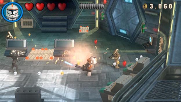 3DS – LEGO Star Wars III: The Clone Wars en vidéo