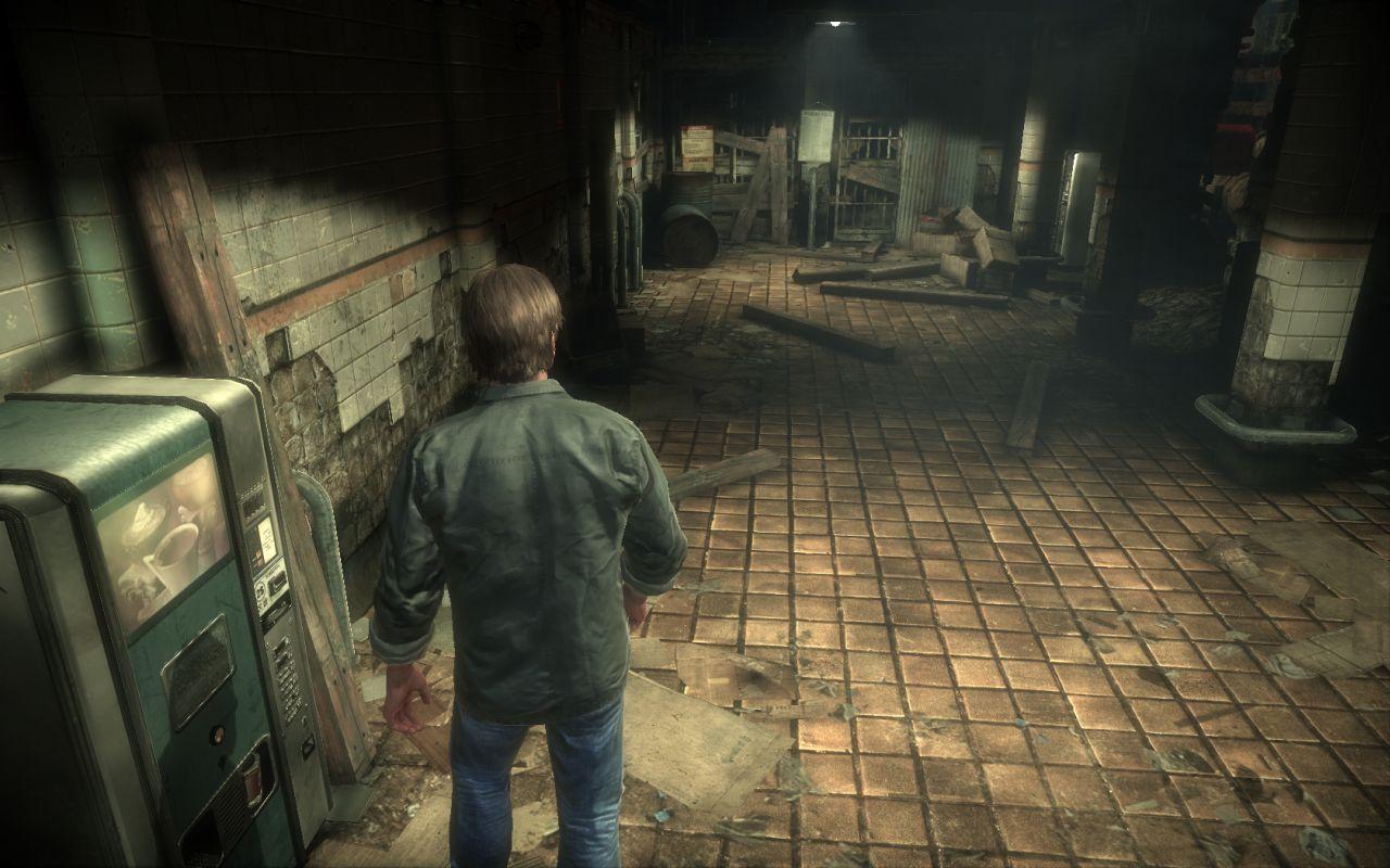Les premières images de Silent Hill : Downpour