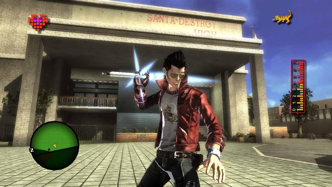 No More Heroes : Heroes's Paradise en mai sur PS3