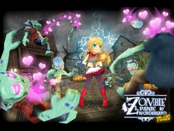 [Test] Zombie Panic in Wonderland