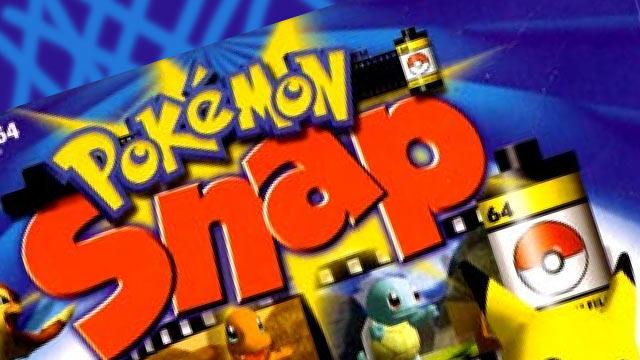 [Test Retro] Pokemon Snap – Nintendo 64