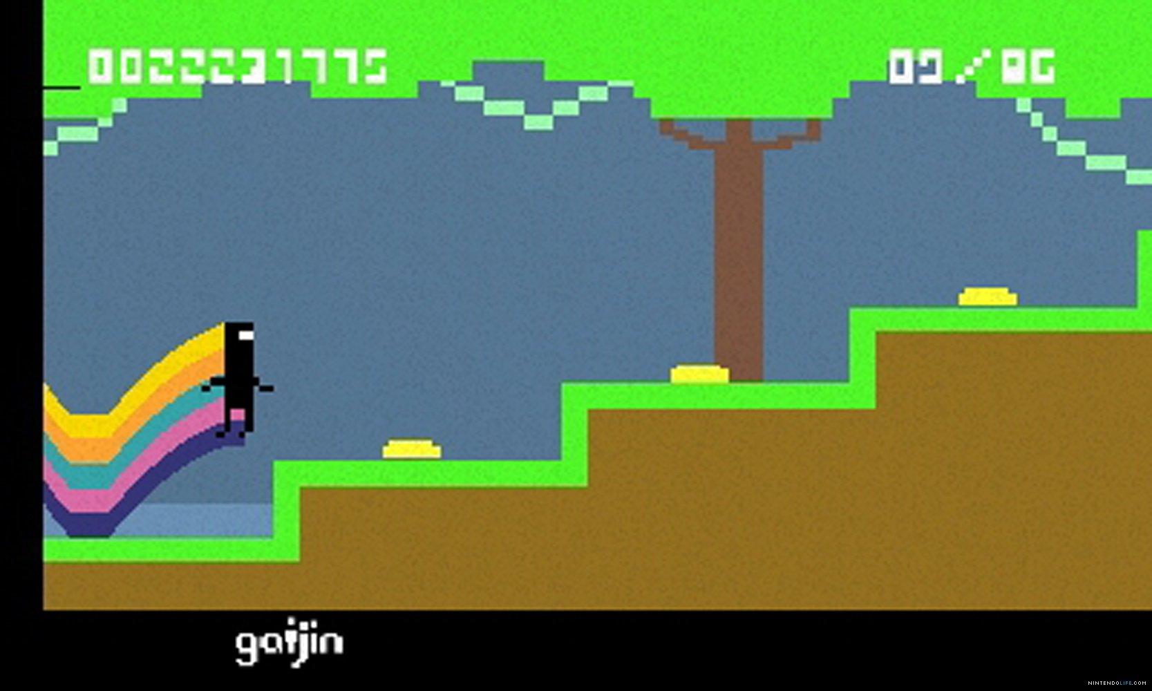Les Bit Trip arrivent sur 3DS