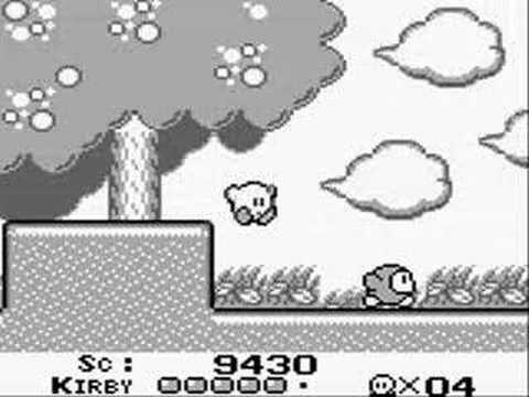 3DS : Kirby's Dreamland débarque sur l'eShop