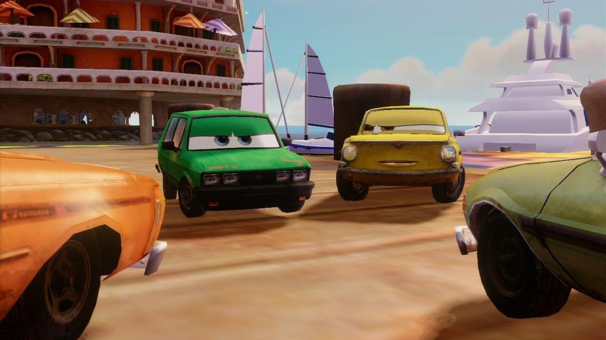 [Test] Cars 2