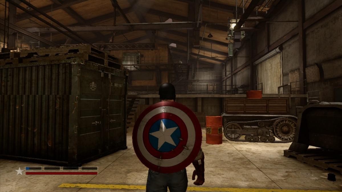 [Test] Captain America : Super Soldier!