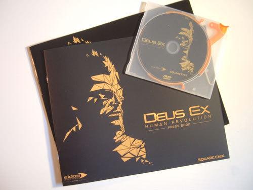 Presse Kit – Deus Ex : Human Revolution