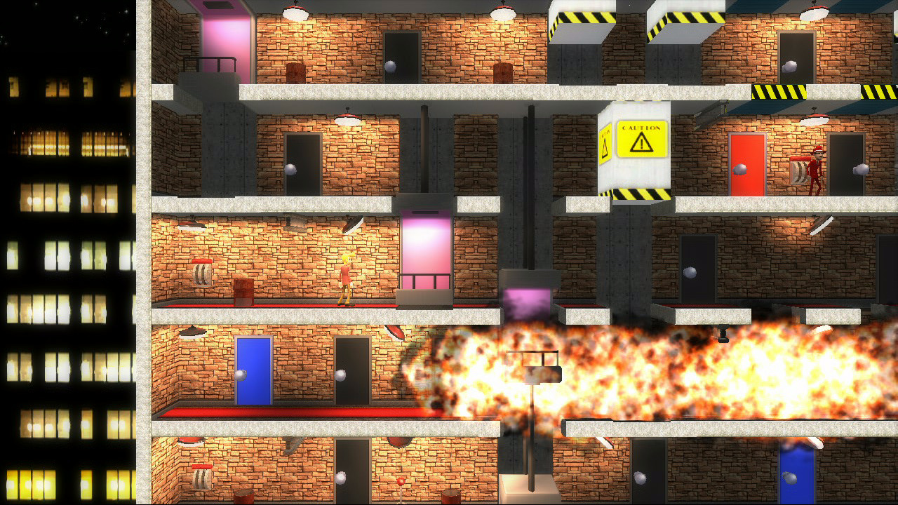 [Test] Elevator Action Deluxe – PS3