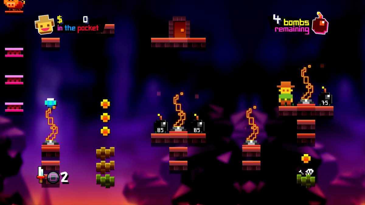 Test – Arkedo Series – 001 Jump!
