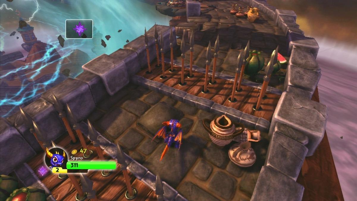 Skylanders : Spyro's Adventure – Pirate Seas Adventure Pack