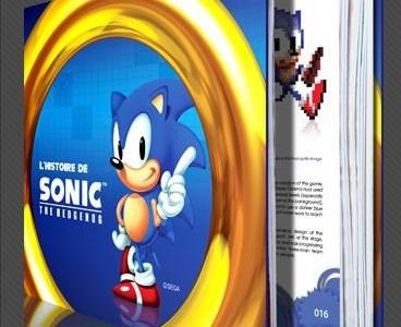 [Concours] Gagner un exemplaire de l'Histoire de Sonic The Hedgehog (Pix'n Love)