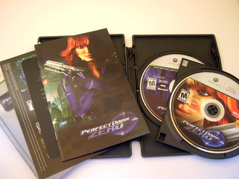 Perfect Dark Zero Limited Edition