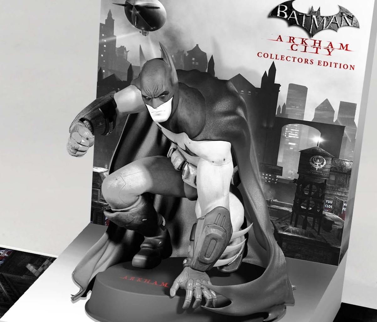Le collector de Batman : Arkham City