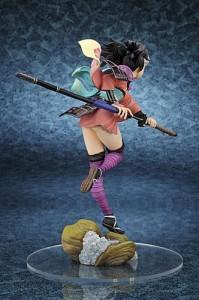 Figurine Oboro Muramasa Momohime