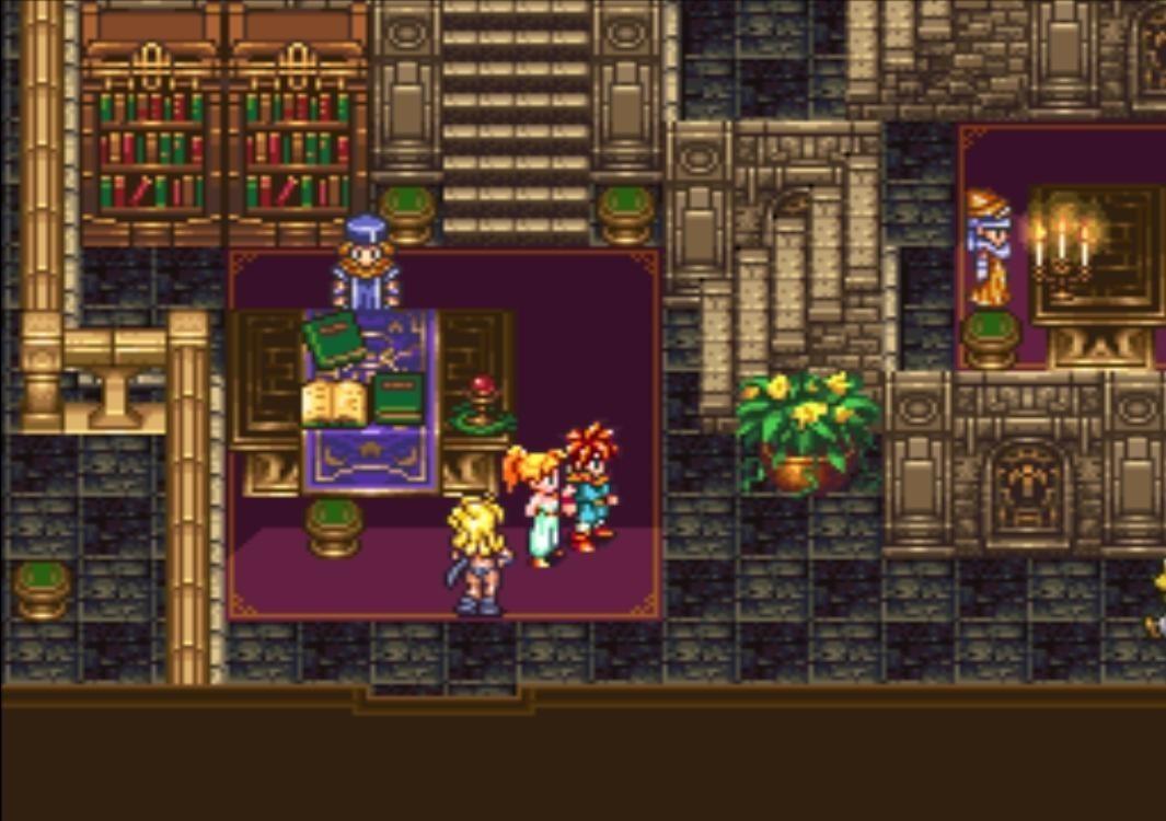 Chrono Trigger est disponible sur la console virtuelle