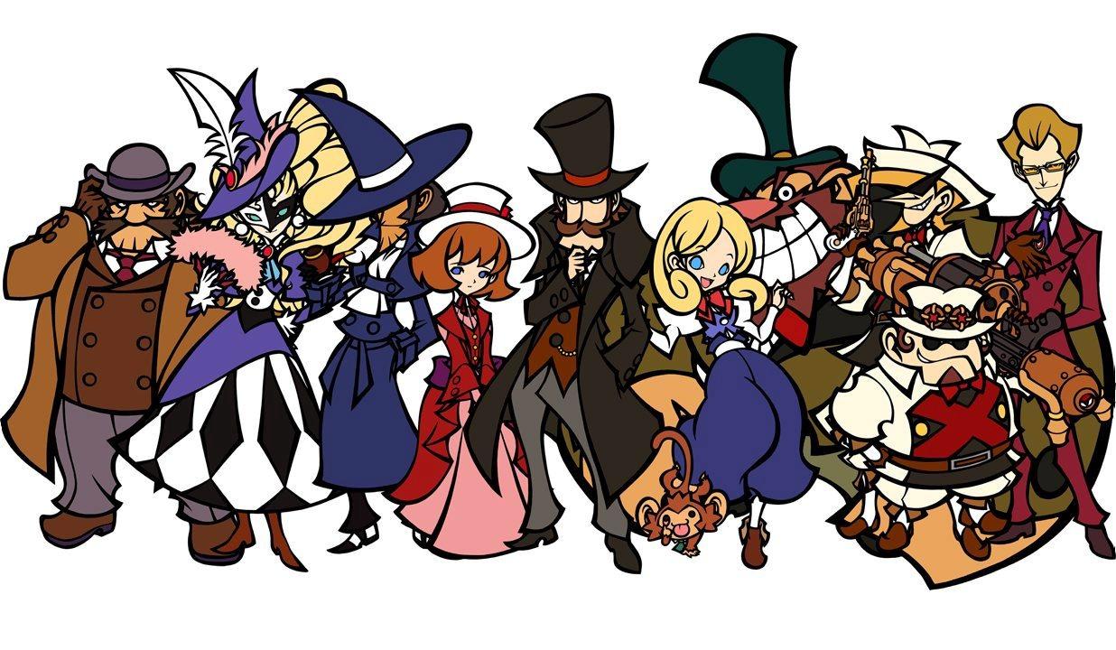 Docteur Lautrec et les Chevaliers Oubliés – 3DS