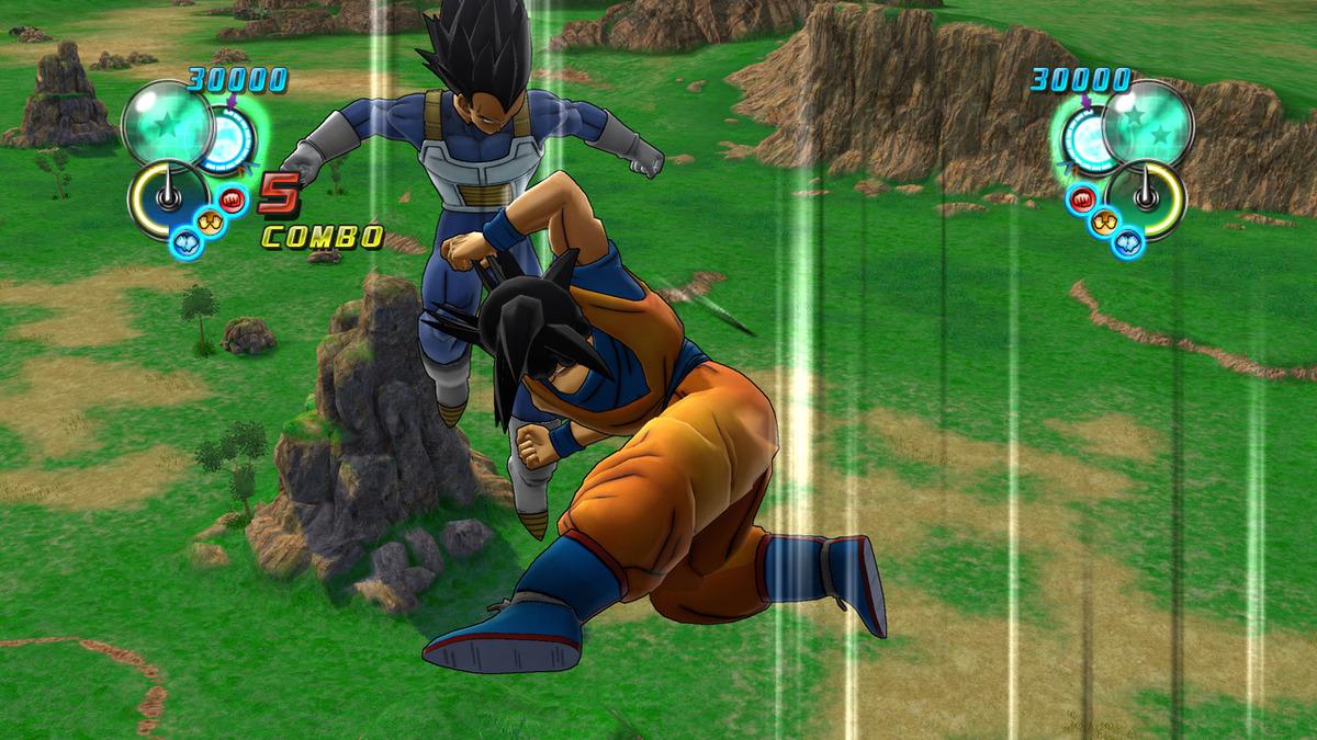 Un collector pour Dragon Ball Z Ultimate Tenkaichi