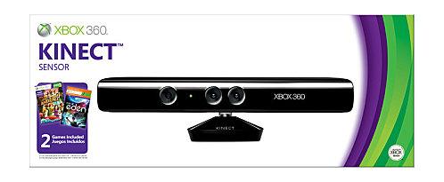 Kinect atteint les 2,5 millions de vente dans le monde