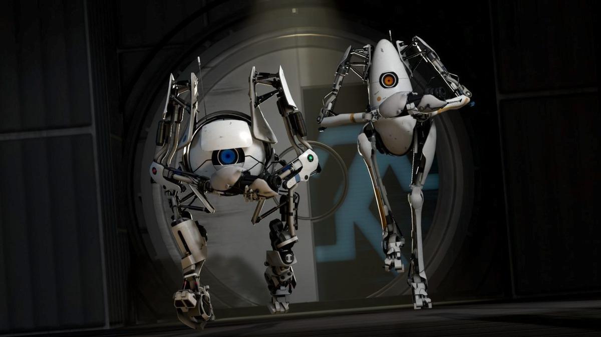 [Test] Portal 2