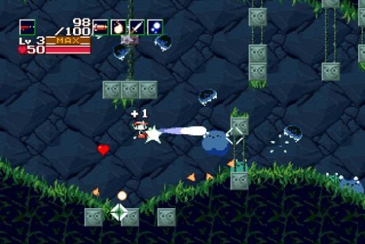 Cave Story 3D arrive en Europe sur 3DS