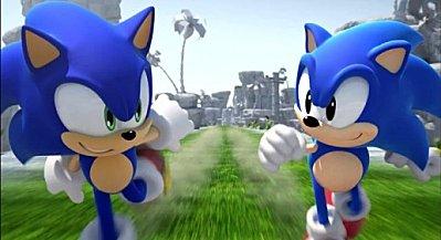Pix'n Love – L'Histoire de Sonic The Hedgehog
