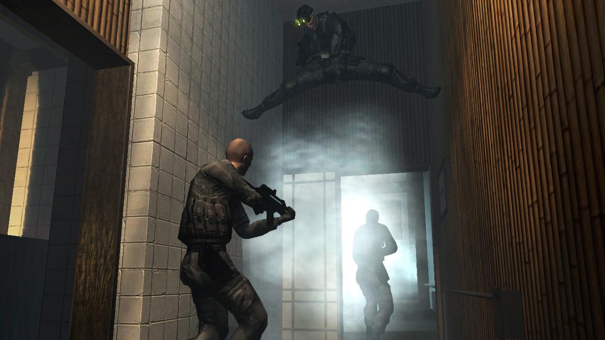 Splinter Cell Trilogy HD : Pas pour tout de suite