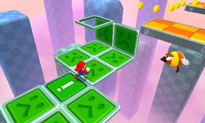 E3 : Super Mario 3D