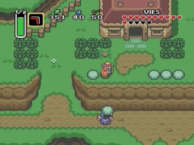 [Coup de vieux] The Legend of Zelda : A link to the Past