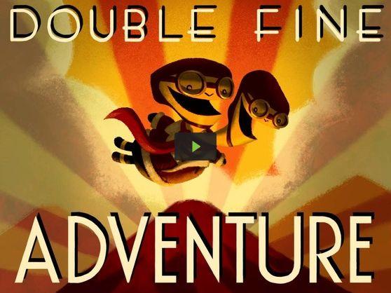 Une belle aventure pour Double Fine