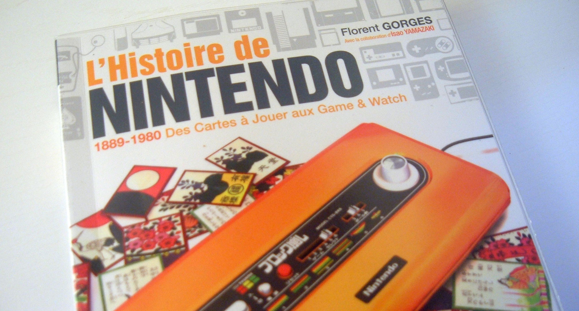 Concours : Gagner un exemplaire de L'Histoire de Nintendo – Vol.1