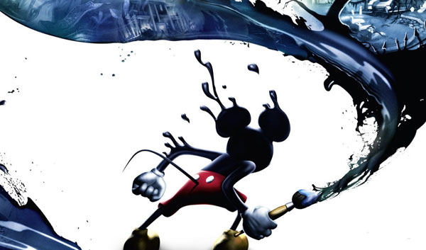 [Test] Disney Epic Mickey
