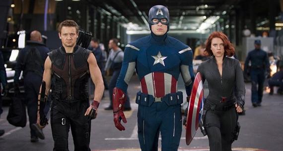 The Avengers : Un nouveau trailer