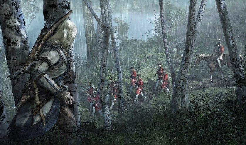 Trailer de lancement US pour Assassin's Creed 3