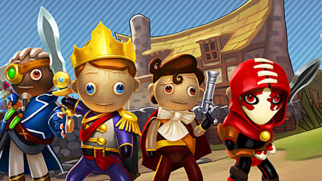 Test – Fable Heroes