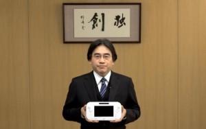Un peu coincé le Iwata...