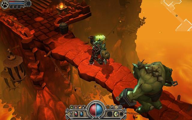 Torchlight sur Xbox 360 : Quelques images