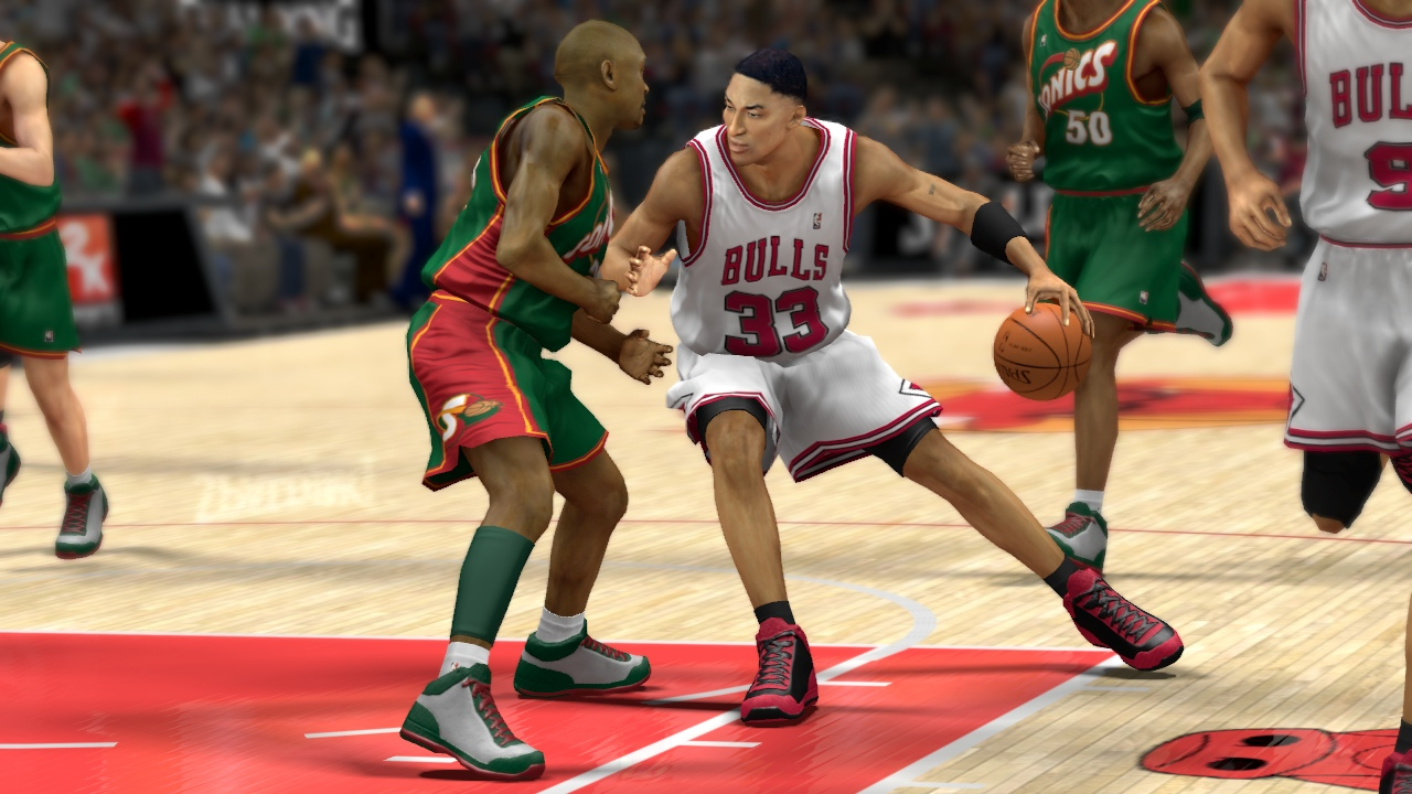 Test – NBA 2K13