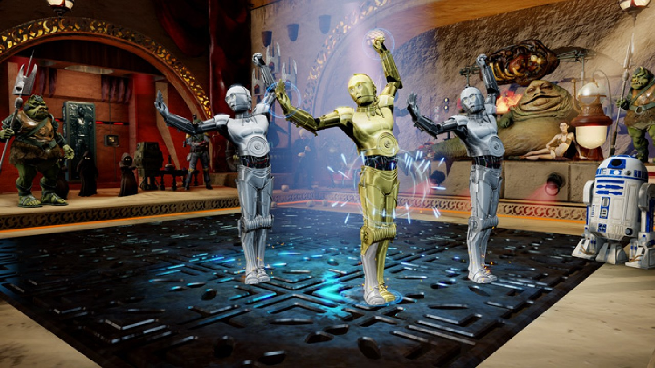 Test – Kinect Star Wars