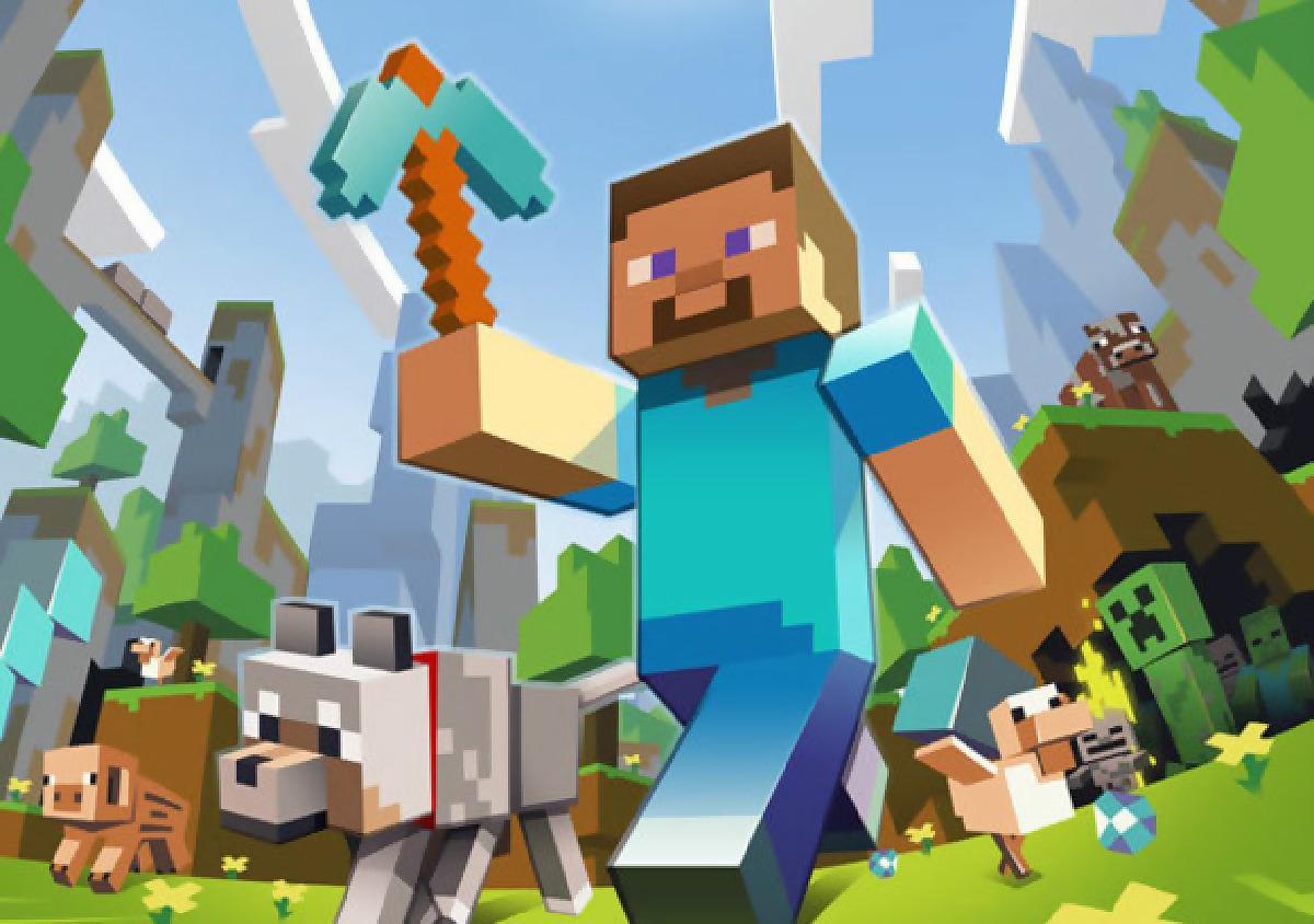 Test – Minecraft : Xbox 360 edition
