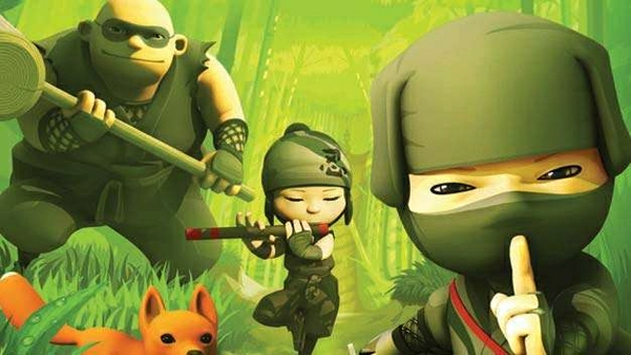 Test – Mini Ninjas Adventures