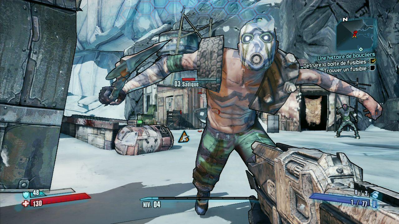 La PS Vita aura son Borderlands 2