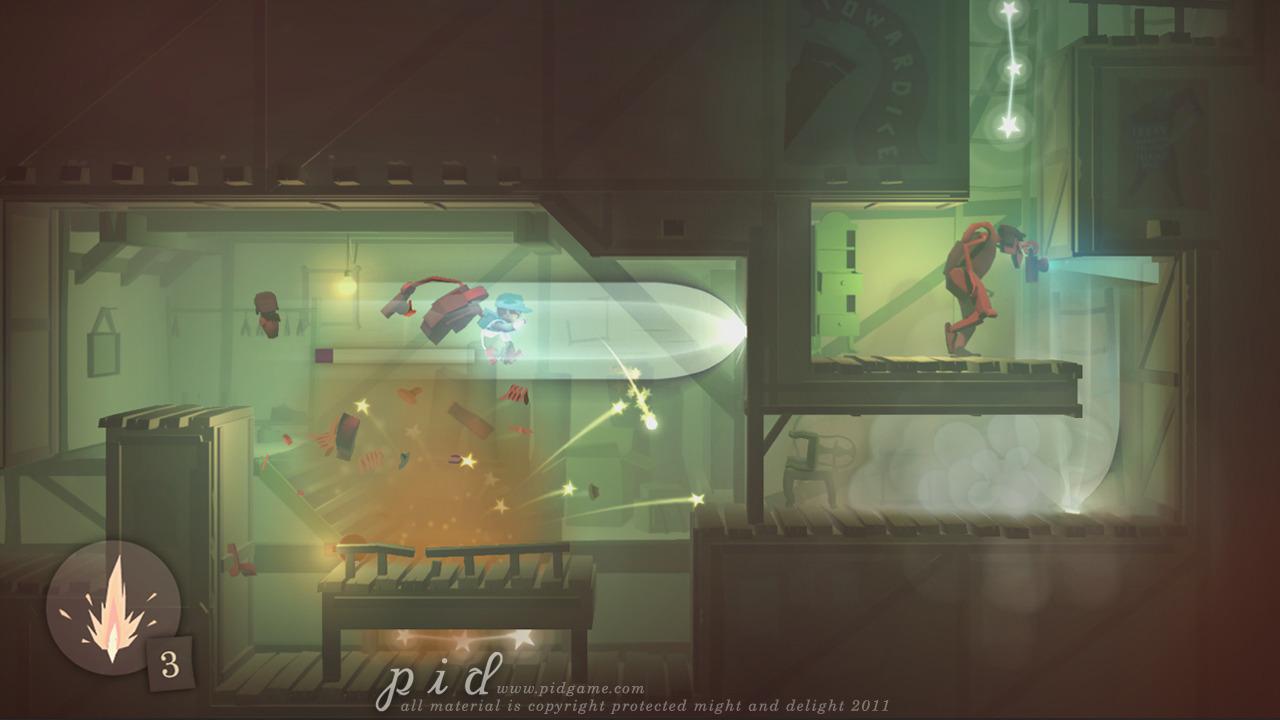 Pid, un trailer de gameplay