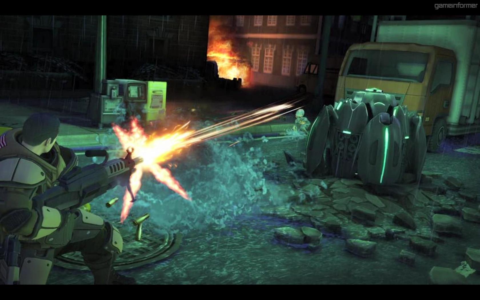 Test – XCOM : Enemy Unknown