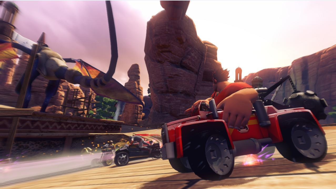 Ralph s'invite dans Sonic & All Stars Racing Transformed